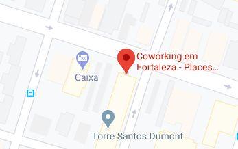 coworking fortaleza - localizacao 1